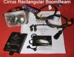 Cirrus Rectangle BoomBeam LoPresti Aircraft Lighting