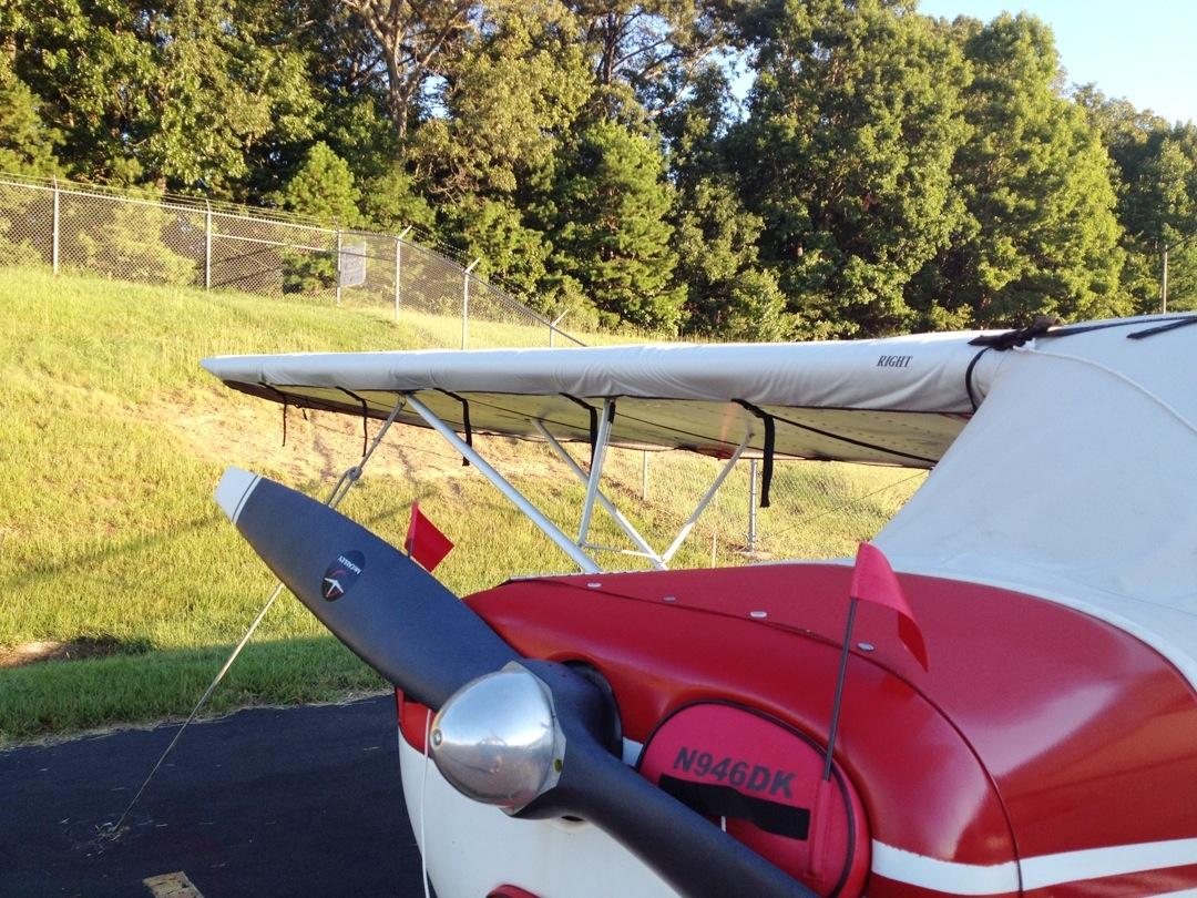 Aeronca Champ 7AC, 7EC Aircraft Protection Covers
