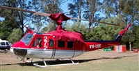 Bell 204, UH-1 Huey Helicopter Protection Covers, Reflectors and Plugs