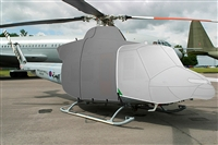 Bell 212 Helicopter Protection Covers, Reflectors and Plugs