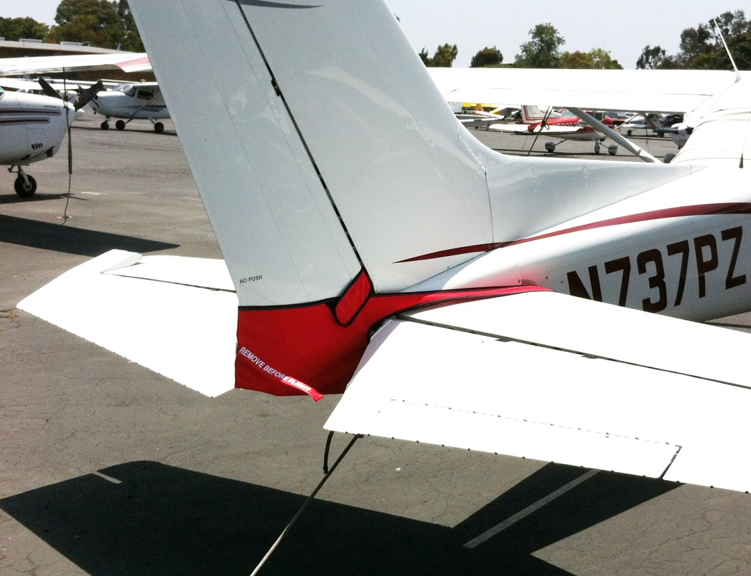 Cessna 172 & 175 T-41, T-41A/C Aircraft Protection Covers