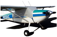 Cessna 180 C185 Skywagon Aircraft Protection Covers, Reflectors and Plugs