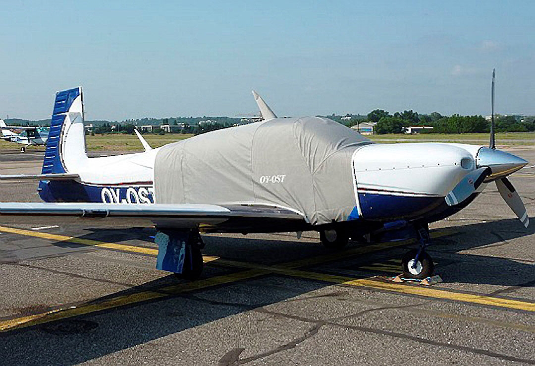 Mooney Ovation Aircraft Protection Covers, Reflectors and Plugs