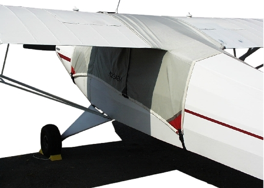 Piper PA-12 Super Cruiser and J5 Club Aircraft Protection Covers