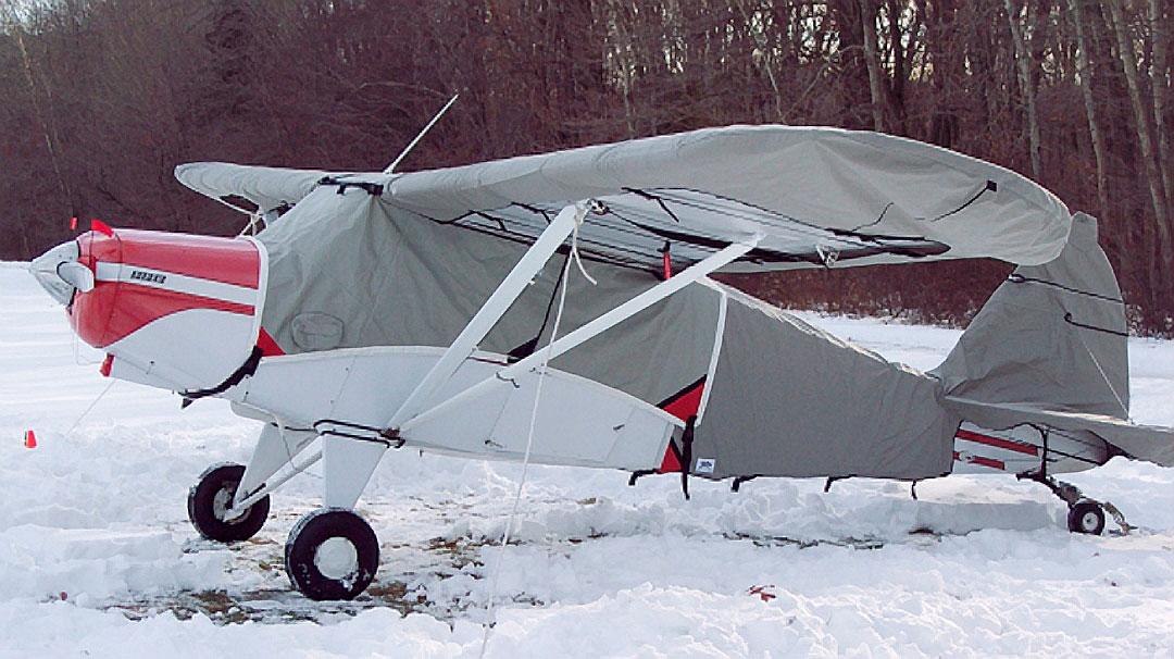 Piper PA-15 PA-16 PA-20 PA-22 Aircraft Protection Covers