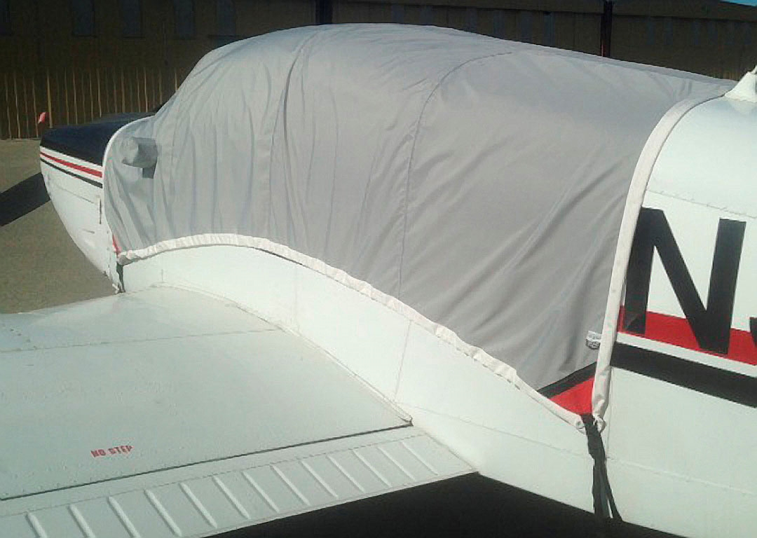 Order ... & Piper PA-28 Aircraft Protection Covers Reflectors and Plugs ...