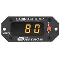 Davtron 307FCI Digital OAT and Cabin Air