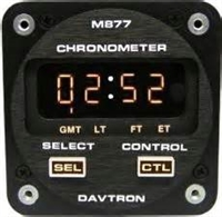 Davtron M877 Deluxe Digital Chronometer
