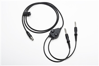Detachable GA Comm Cord PA-79DNC