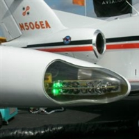 Eclipse 500 Wing Tip Tank Boots