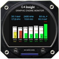 Insight Avionics G4 Aircraft Engine Monitor