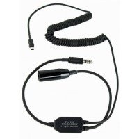 Garmin VIRB Recorder Adapter for Helicopter Headset PA-80H/VIRB