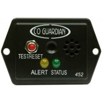 Guardian Avionics Remote Mounted CO Detector Bluetooth GPS Location Output TSO 454-201-011