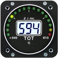 Electronics International M-1-TOT Turbine Outlet Temperature Gauge