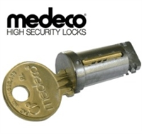 Replacement Medeco Aircraft Lock Key
