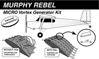 Murphy Rebel Micro Vortex Generators