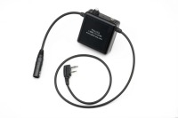 Bose Headset Adapter for ICOM A3, A6, A14, A22, A24 Transciever PA-82B