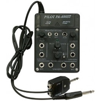 Pilot Communications USA PA-400ST (4) Place Intercom
