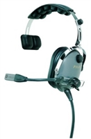 Pilot USA Single Sided Helicopter Headset PA-1110H