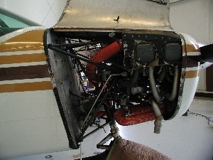 Power Flow system, Piper, aircraft exhaust, improve aircraft