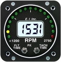 Electronics International R-1 RPM Tachometer