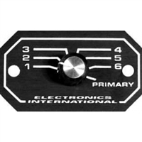 Electronics International RS-7 primary single or duel
