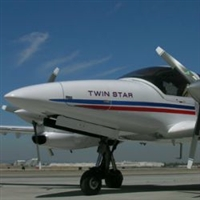 Diamond DA-42 Twin Star Radome Boot