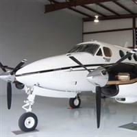 Beechcraft King Air 90, A90-F-90, 100, 200,1300, 1900, C-12 Radome Boot