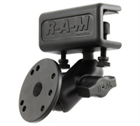 GPS Ram Glare Shield Clamp Mount