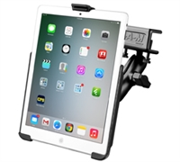 Mini iPad Tab Tight Aviation Mount Glare Shield