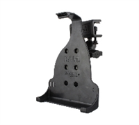 Garmin GPSMap 695 and 696 Universal Glare Shield Mount