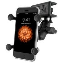 Cell Phone Ram Glare Shield Clamp Mount