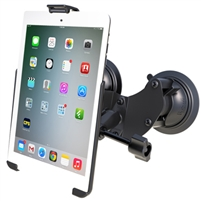 iPad Mini Ram Double Twist Lock Suction Cup Mount