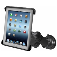 iPad Ram Double Twist Lock Suction Mount