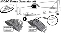 Weatherly Micro Vortex Generators