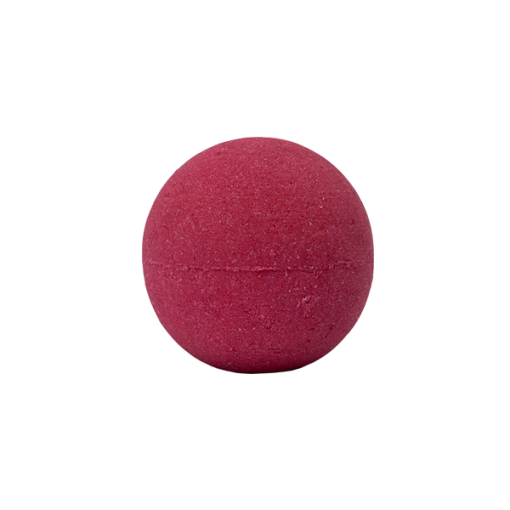 CBDFusion - 100MG Bath Bomb - Rose Petal