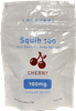 CBD Squib Gummies - Cherry - Disc - 100MG Full Spectrum