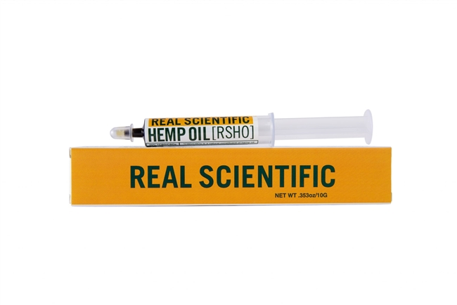 Real Scientific RSHO MAX Strength Oral Applicator - 4,500MG