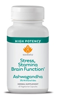 Savesta - Stress, Stamina & Brain Function - Ashwagandha - 60ct.