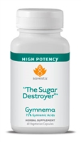 Savesta - The Sugar Destroyer - Gymnema - 60ct.