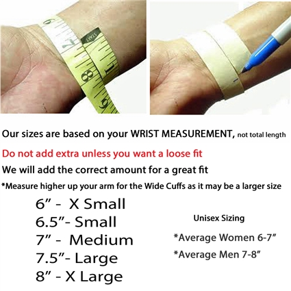 Bracelet Sizing Video