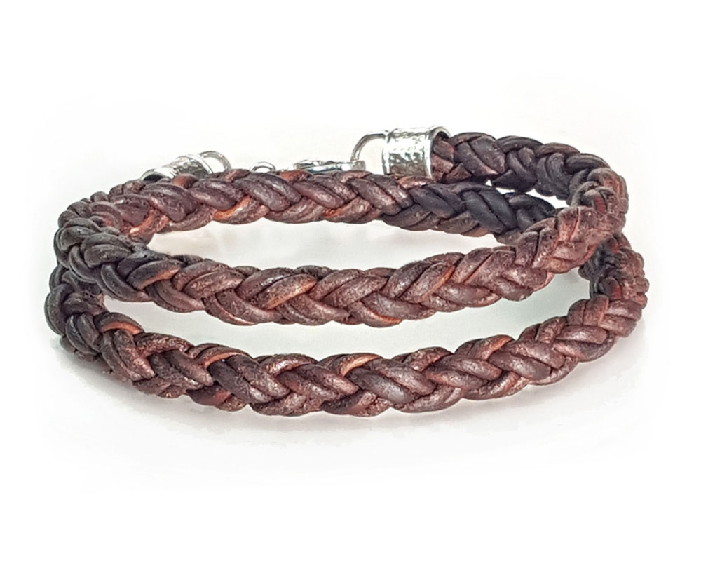 product post leather by chains laurenchains thin bracelets bracelet cedros brown rope