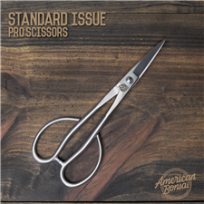 American Bonsai Stainless Steel PRO Scissors: Standard Issue