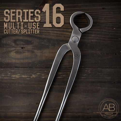 American Bonsai Stainless Steel Multi-use FLUSH Cutter: Series 16