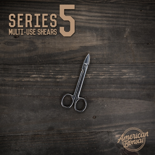 American Bonsai Stainless Steel Multi-Use Shears: Series 5