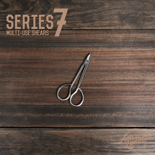 American Bonsai Stainless Steel Multi-Use Shear: Series 7