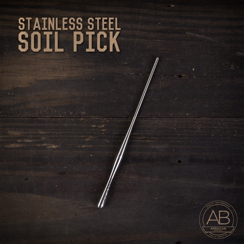 American Bonsai Stainless Steel Pick