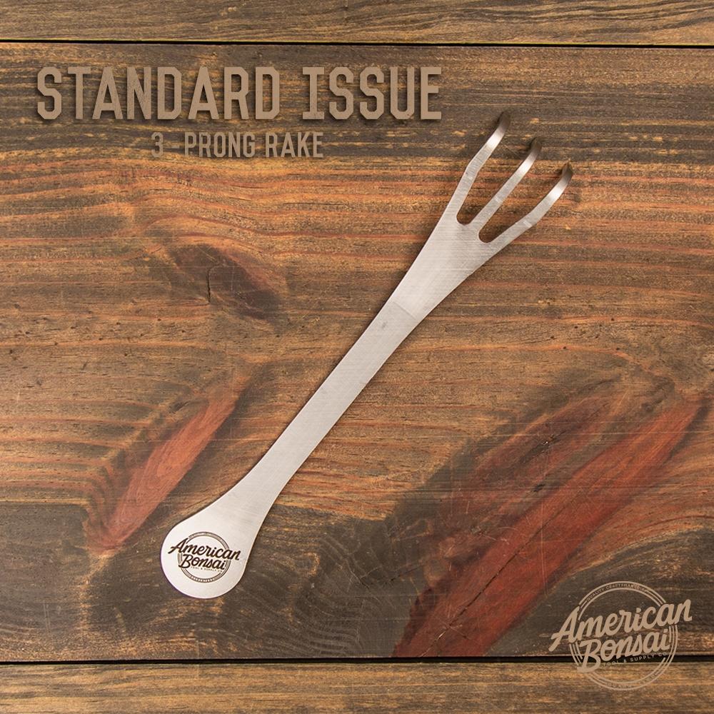 American Bonsai Rake Standard Issue