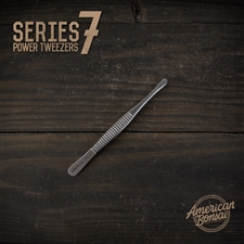 American Bonsai Stainless Steel Power Tweezers: Series 7