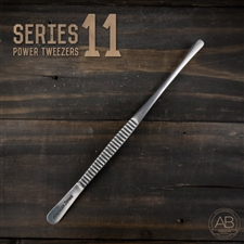 American Bonsai Stainless Steel Power Tweezers: Series 11